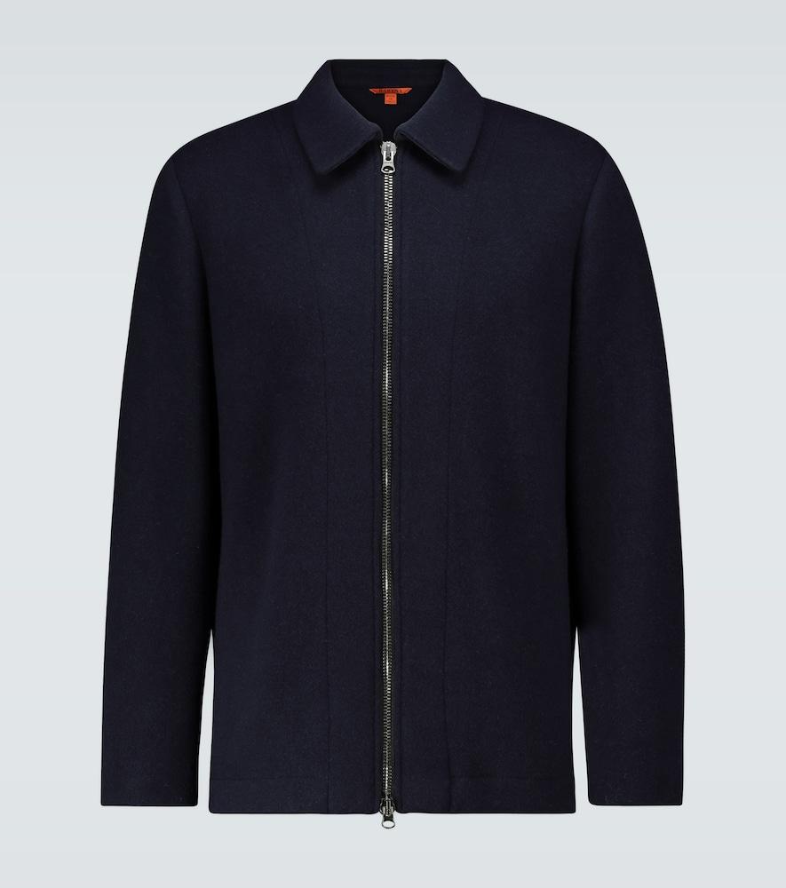 Busson overshirt jacket