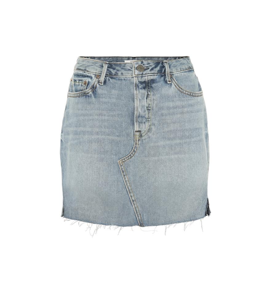 Mini-jupe Blaire en jean