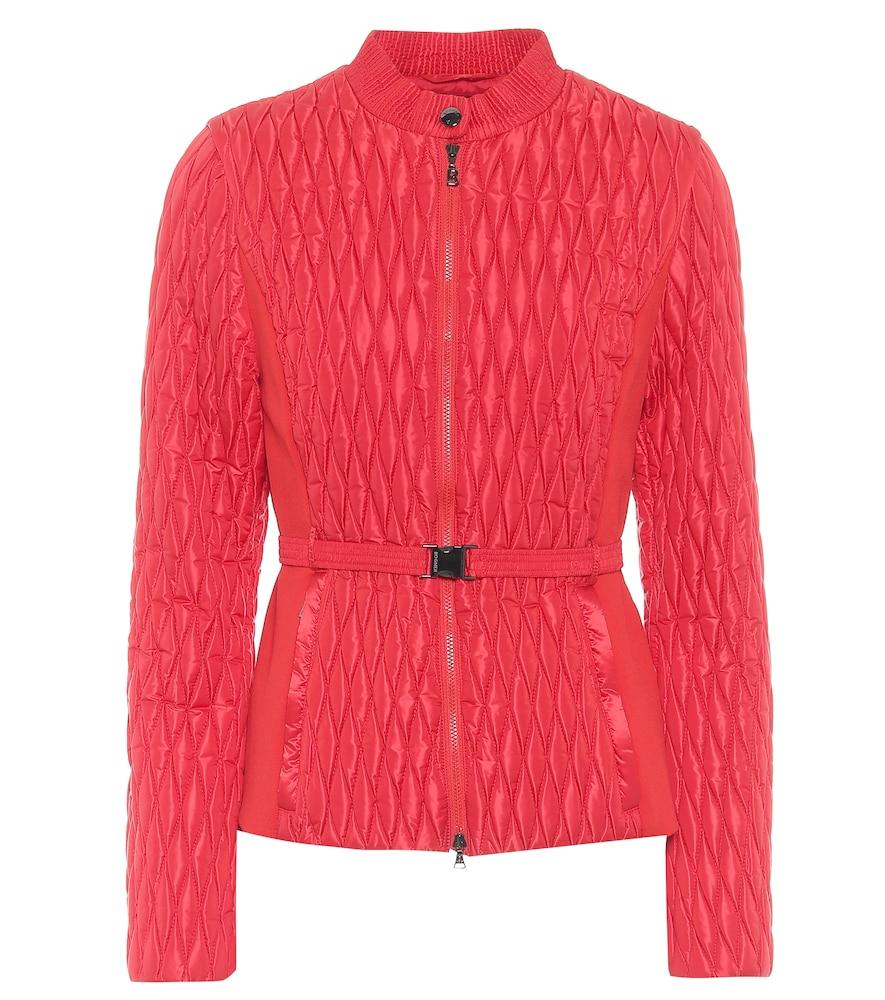 Viola quilted ski jacket