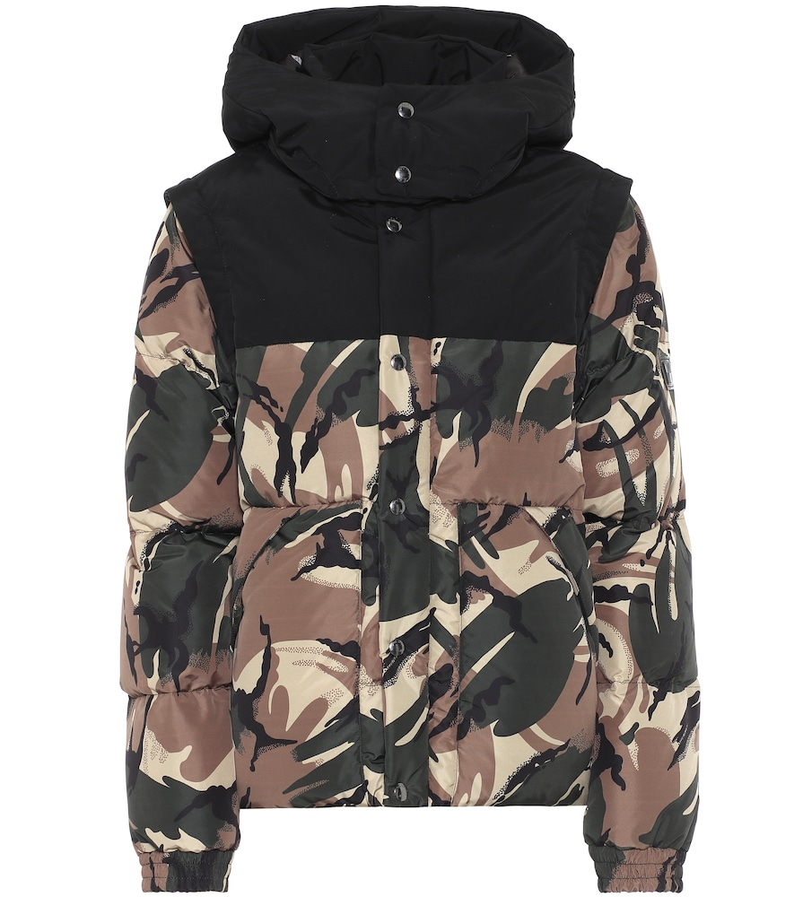 Ramar Supreme camouflage down jacket by Woolrich