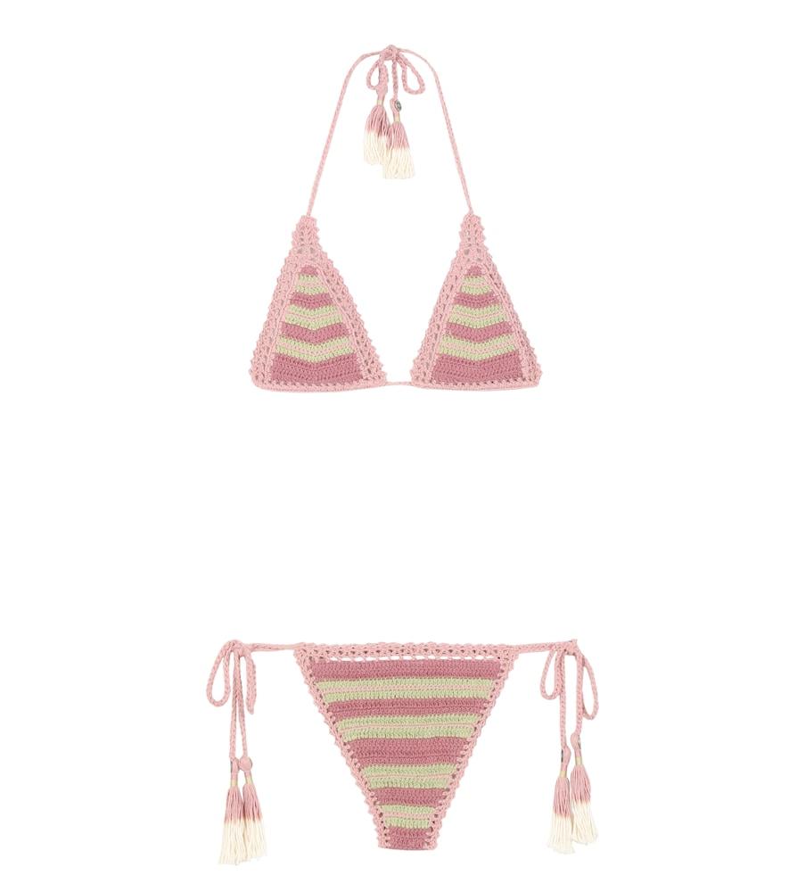 Bikini en crochet Zahrah