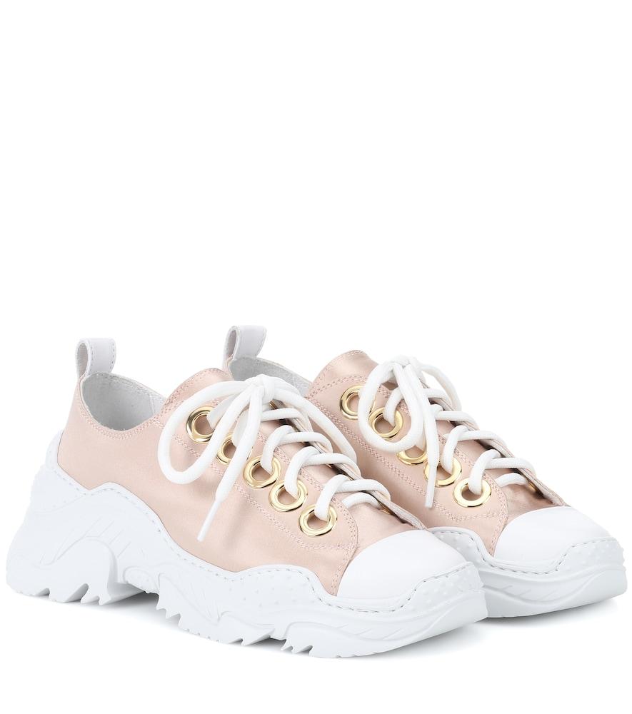 Low PinkModesens Sneakers Billy Top N°21 Nº21 tdBsCxhQr