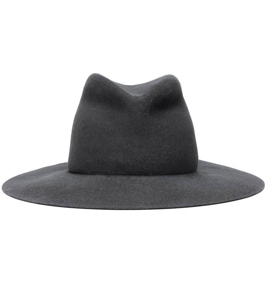 Chapeau Snap Saddled Up Redux en feutre - Lola Hats - Modalova