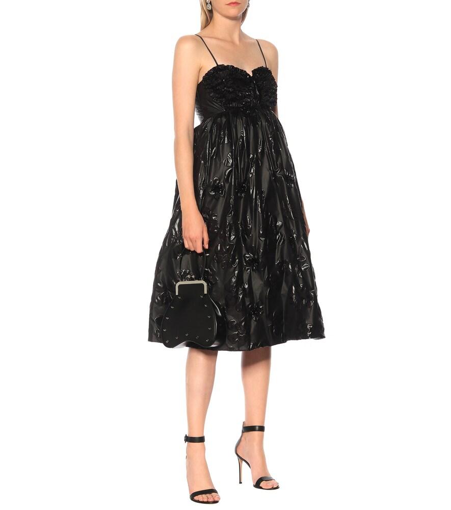 4 MONCLER SIMONE ROCHA down dress by Moncler Genius