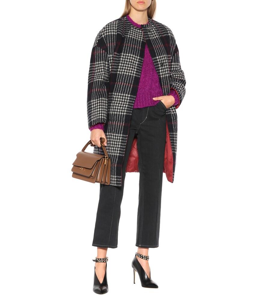 Harrison reversible wool coat by Isabel Marant