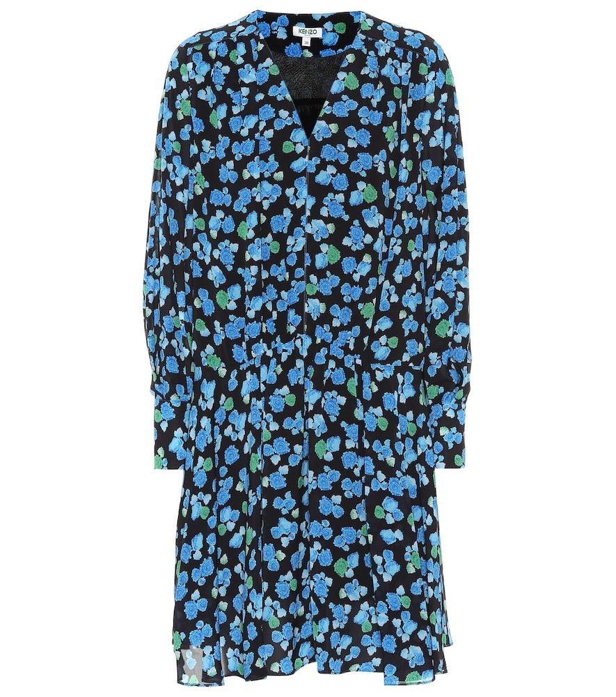 Robe imprimée - Kenzo - Modalova
