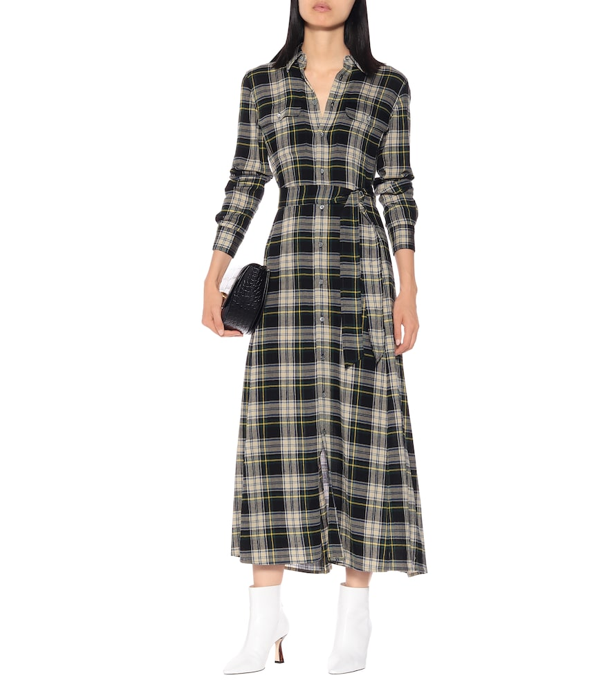 Checked shirt dress by Polo Ralph Lauren