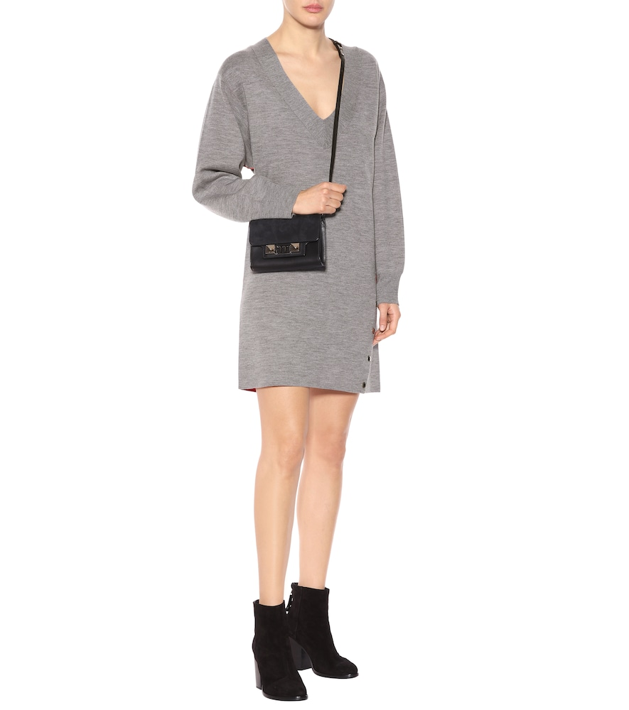 Saralyn wool and cotton-blend dress by Rag & Bone