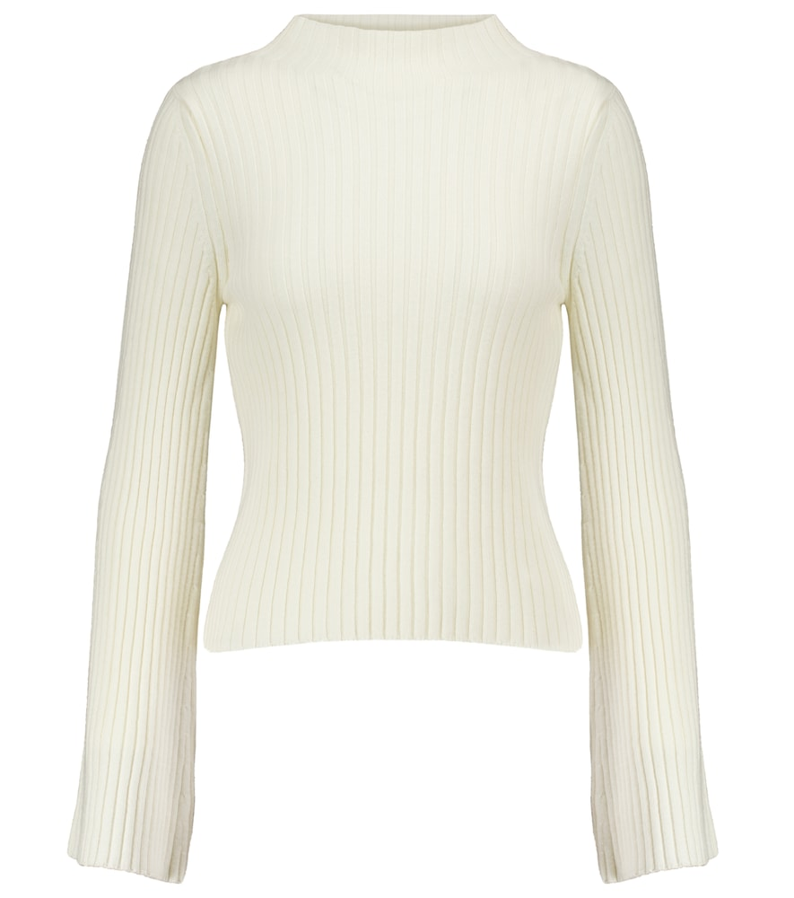 Solitude wool and cashmere sweater