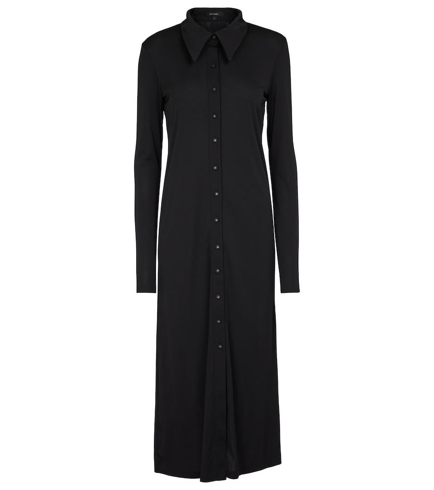 Low Classic Midi dresses STRETCH-JERSEY MAXI DRESS