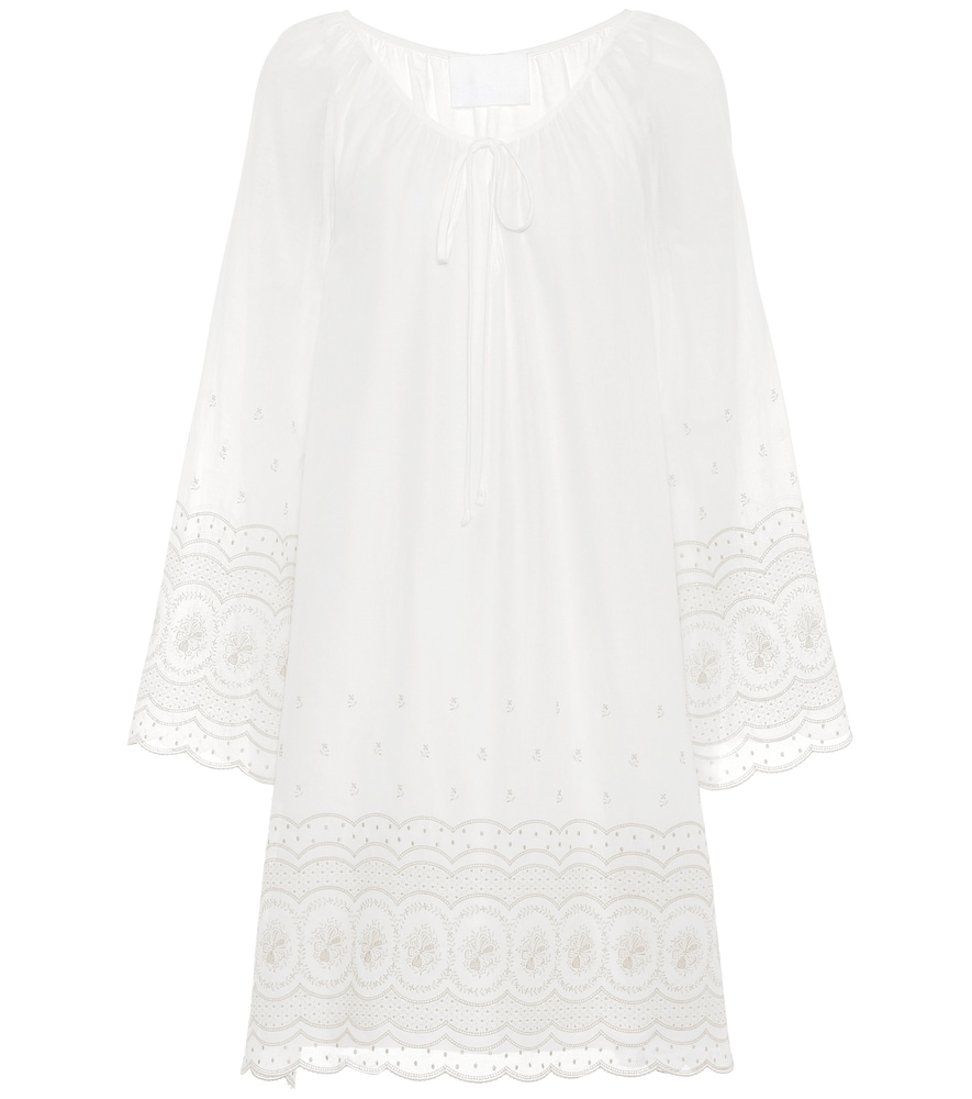 Robe en coton Sunday Morning