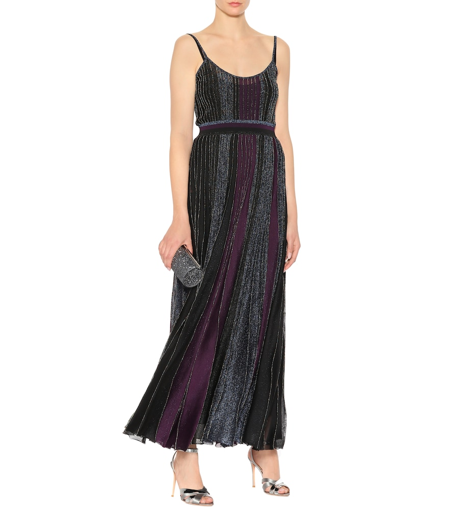 Sleeveless maxi dress by Missoni