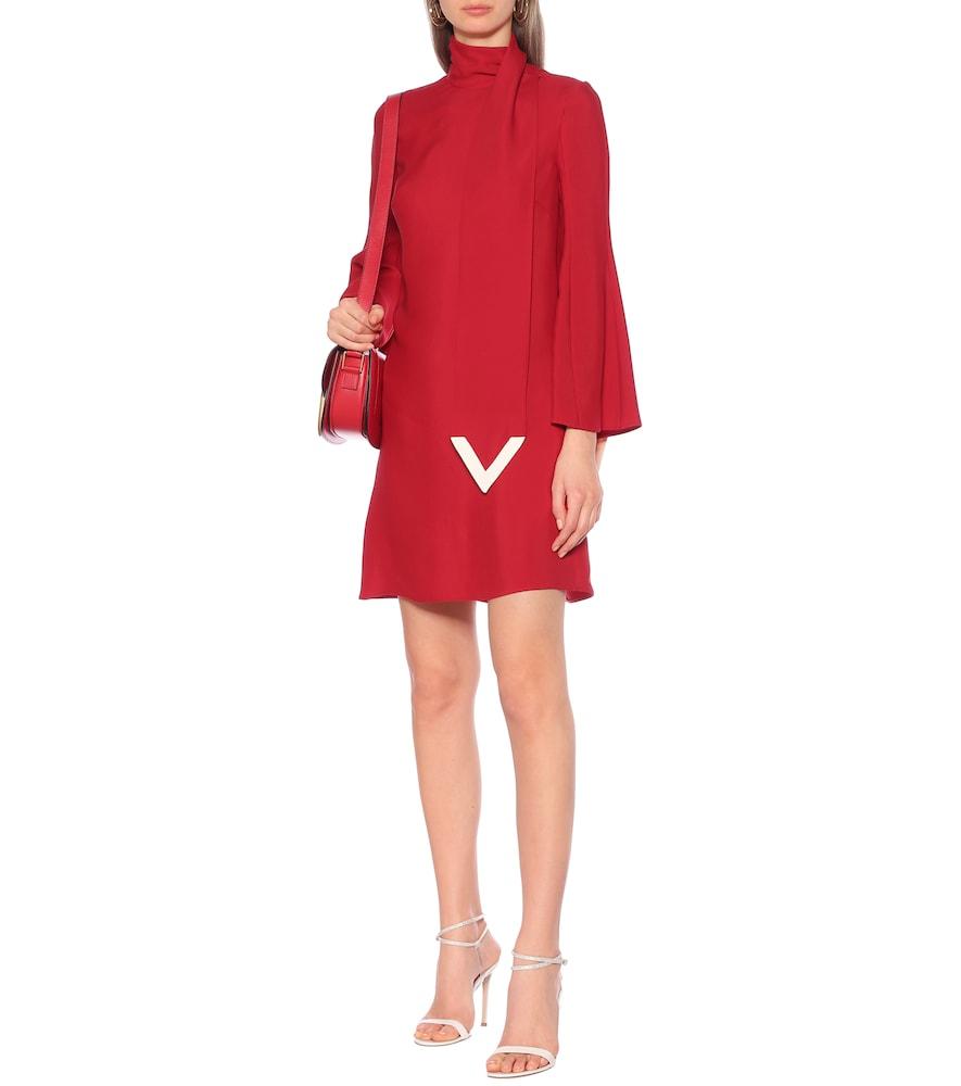 VLOGO shift dress by Valentino