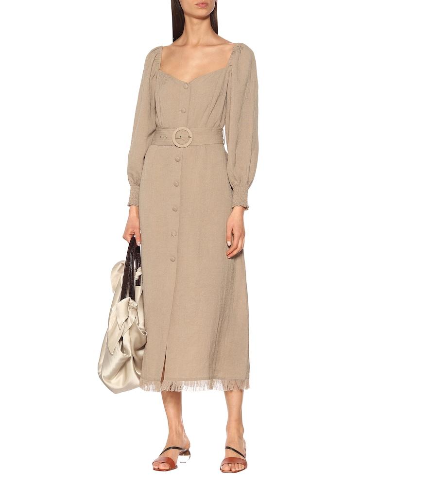Exclusive to Mytheresa – Miro dress by Nanushka