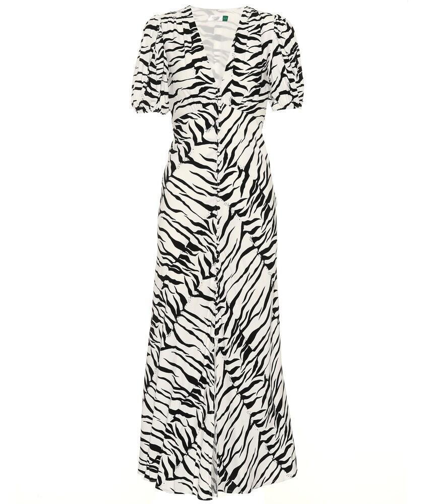 Rixo London Dresses Tonya button-down midi dress