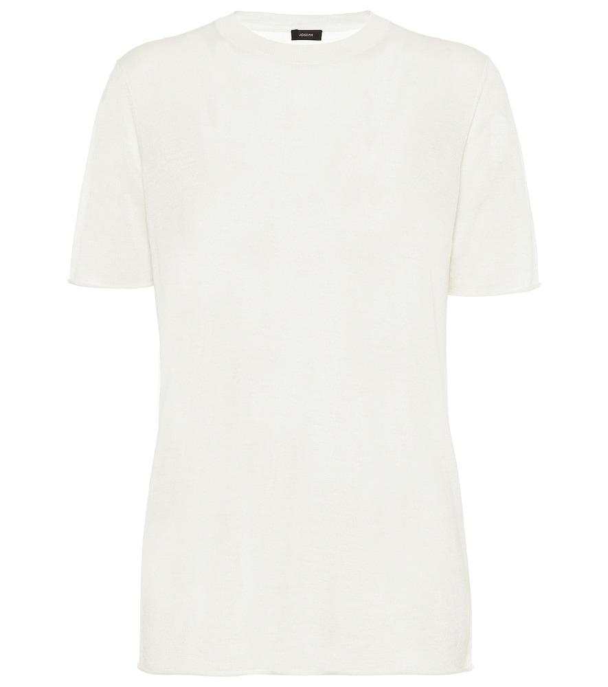 T-shirt en cachemire - Joseph - Modalova