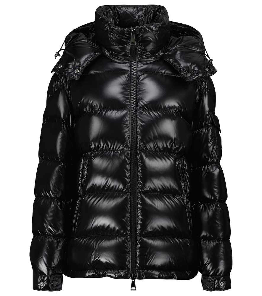 Maire hooded down jacket