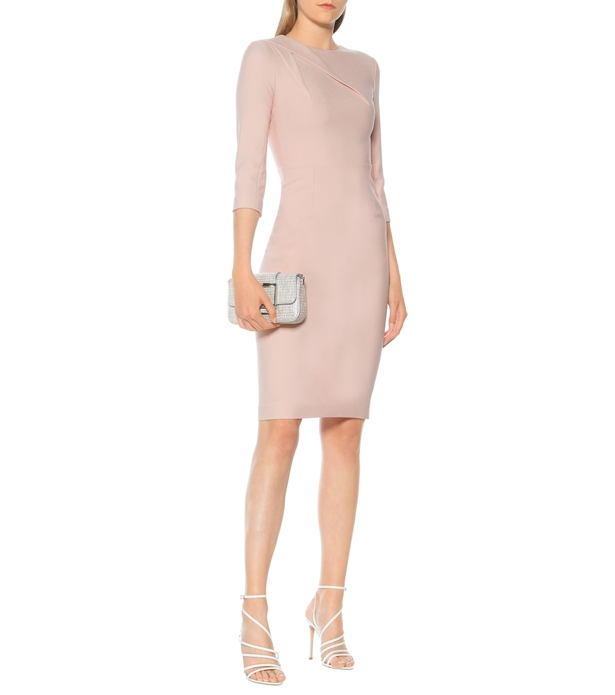 Exclusive to Mytheresa - Hisley stretch-crêpe dress by Roland Mouret
