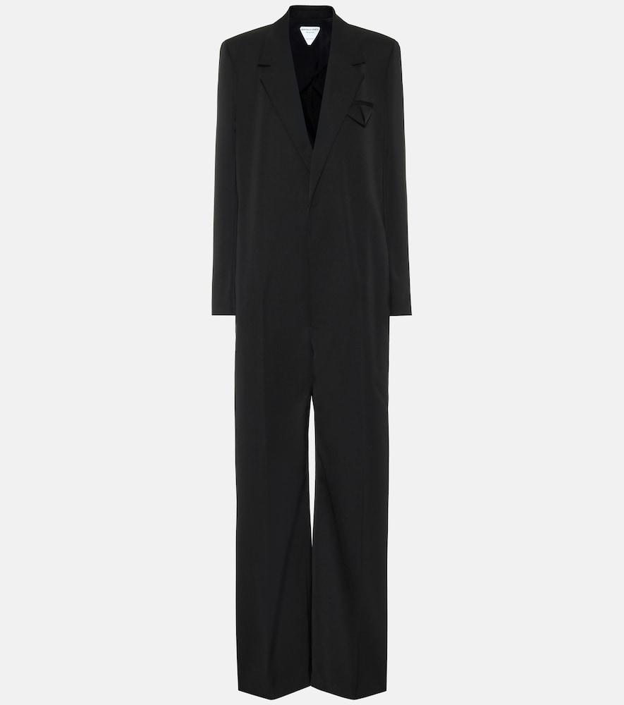 Combi-pantalon en laine - Bottega Veneta - Modalova