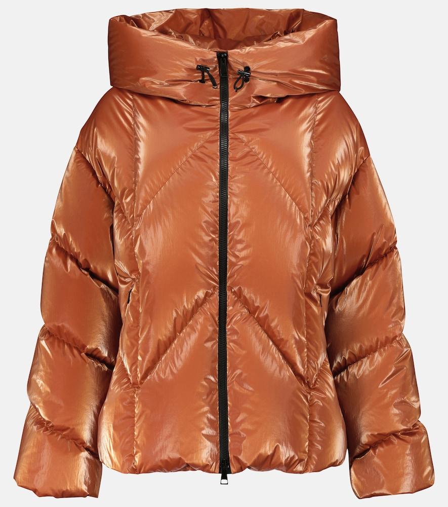 Frele nylon down jacket