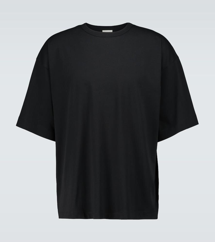 T-shirt oversize en coton - Dries Van Noten - Modalova