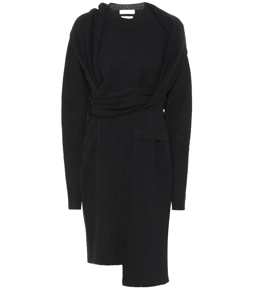 Robe en laine - Bottega Veneta - Modalova