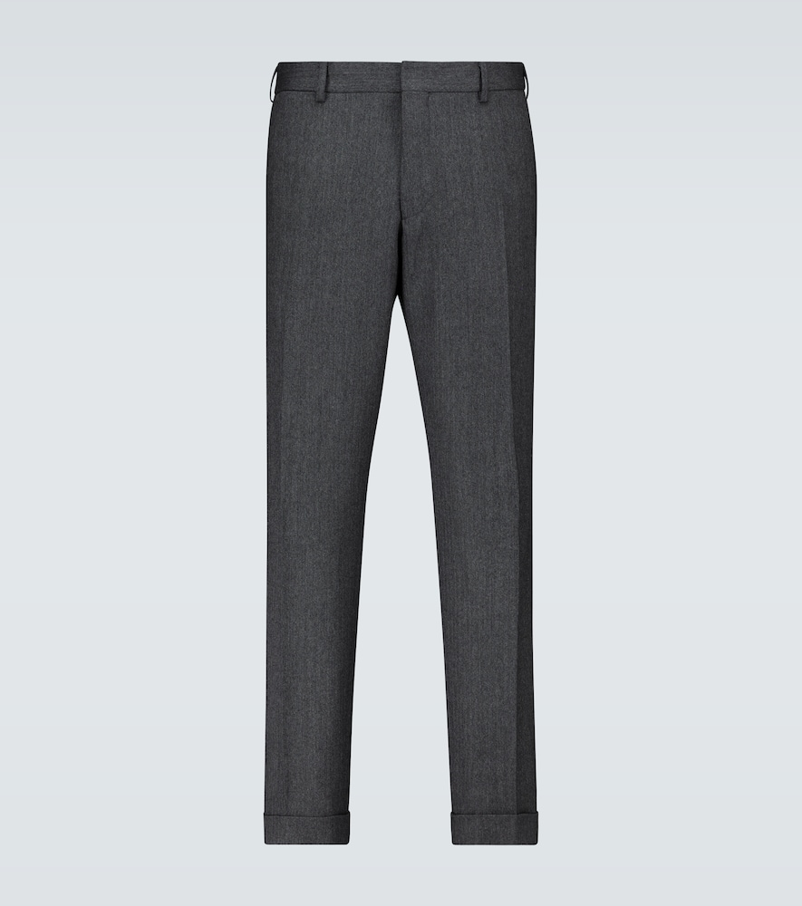 Pantalon en laine - Dries Van Noten - Modalova