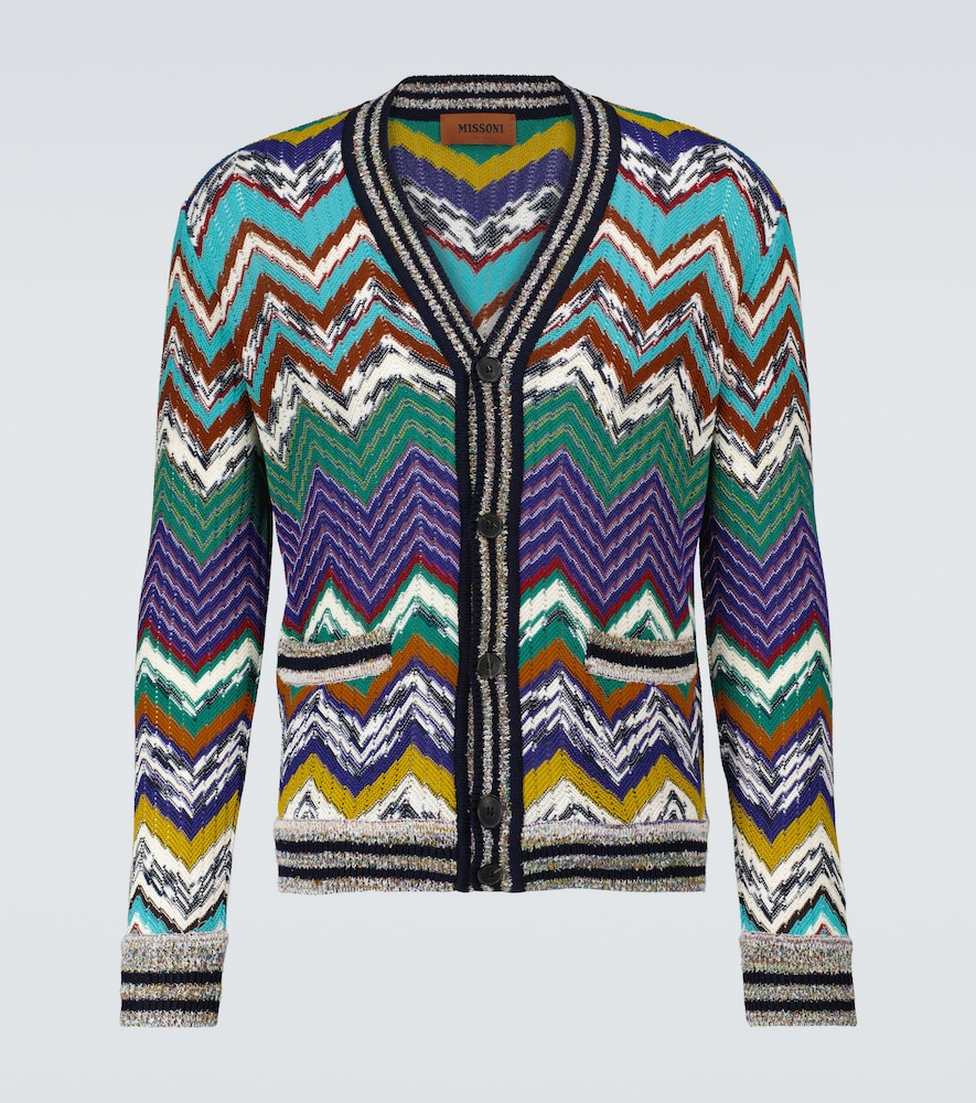 Missoni COTTON-BLEND CARDIGAN