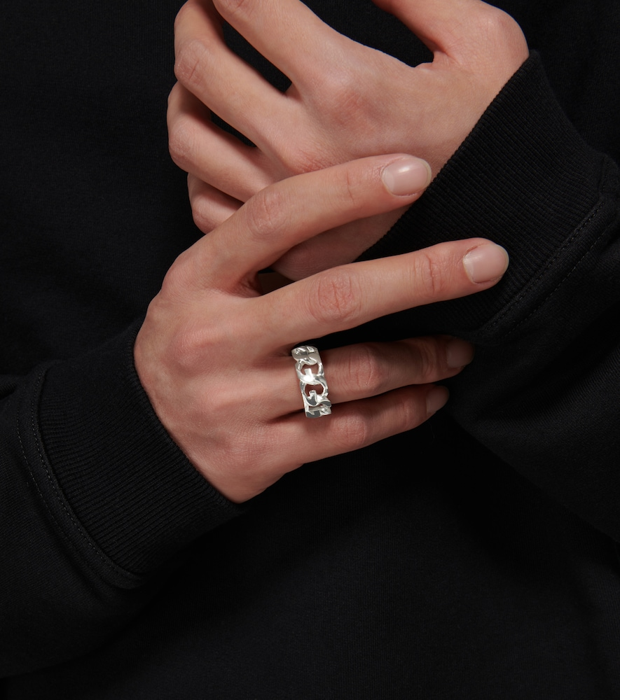 GIVENCHY Rings G CHAIN RING