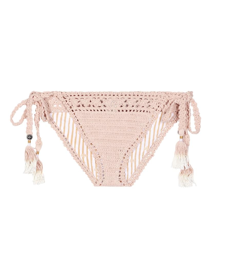 Culotte de bikini en crochet Farah