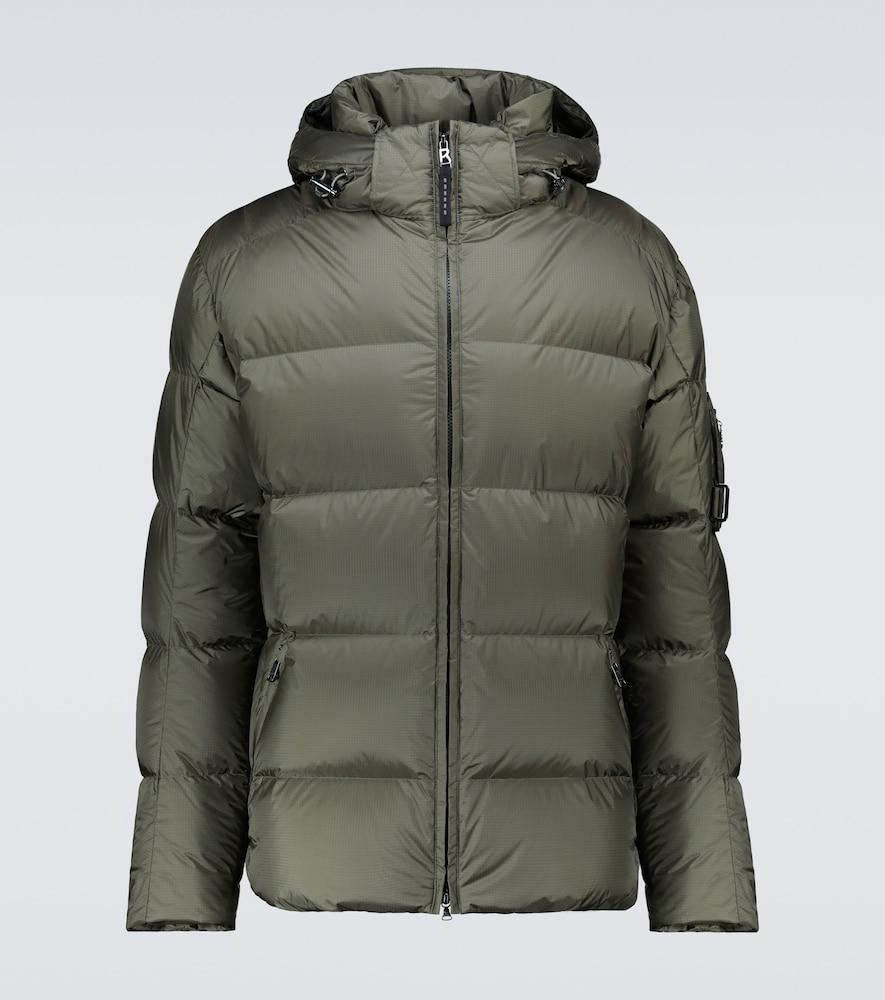 Simon 2-D puffer jacket