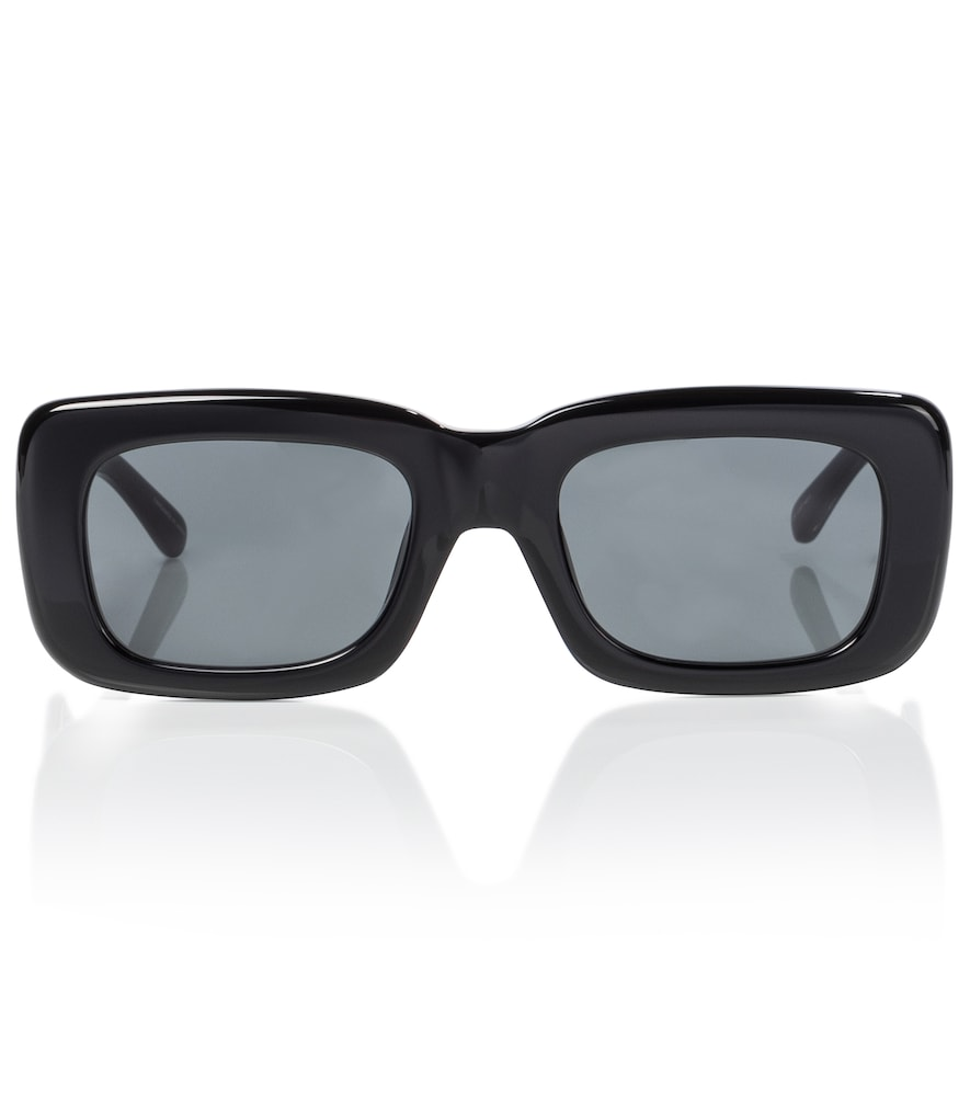 Attico X LINDA FARROW MARFA RECTANGULAR SUNGLASSES
