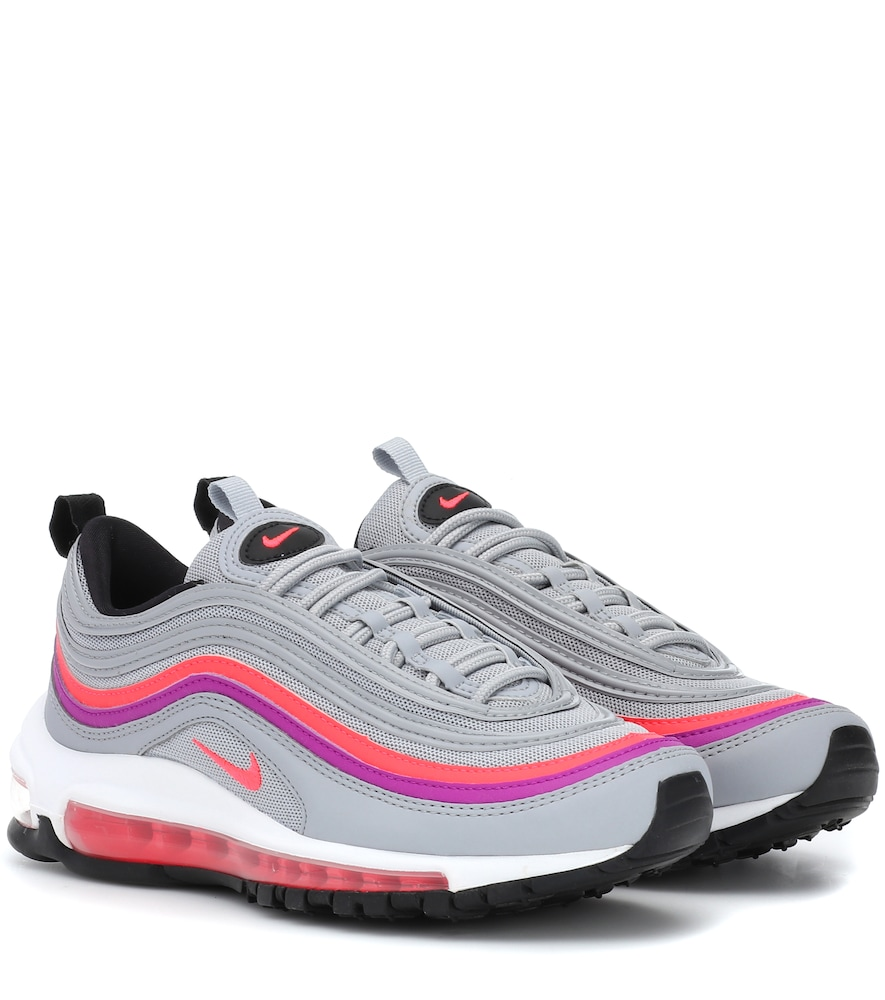 WOMEN'S AIR MAX 97 CASUAL SHOES, GREY