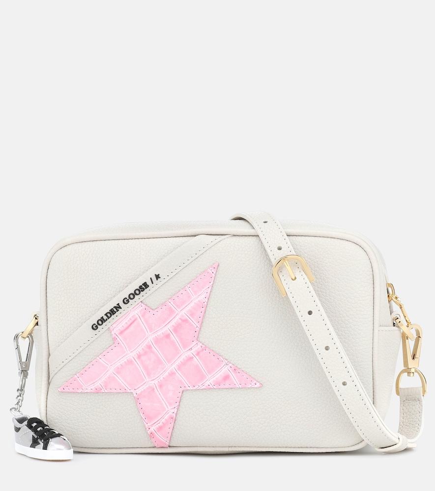 Exclusive to Mytheresa - Star leather crossbody bag