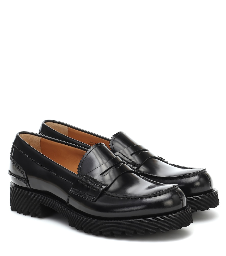 Church's CAMERON LEATHER LOAFERS