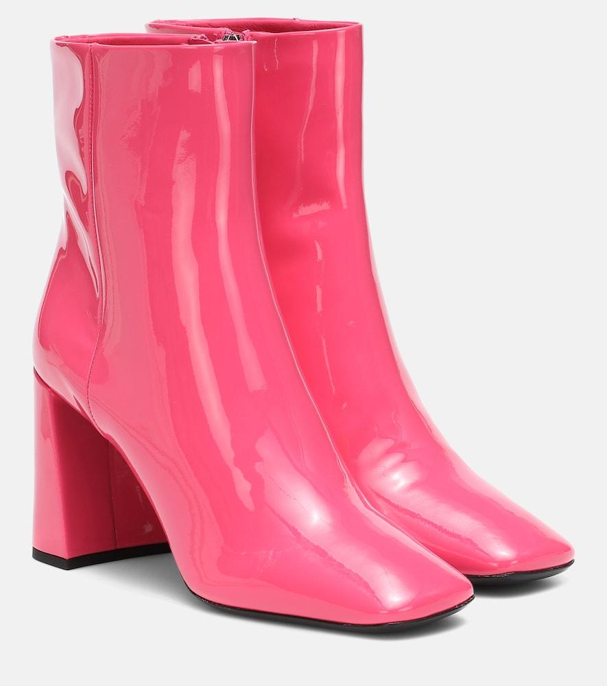 prada pink boots
