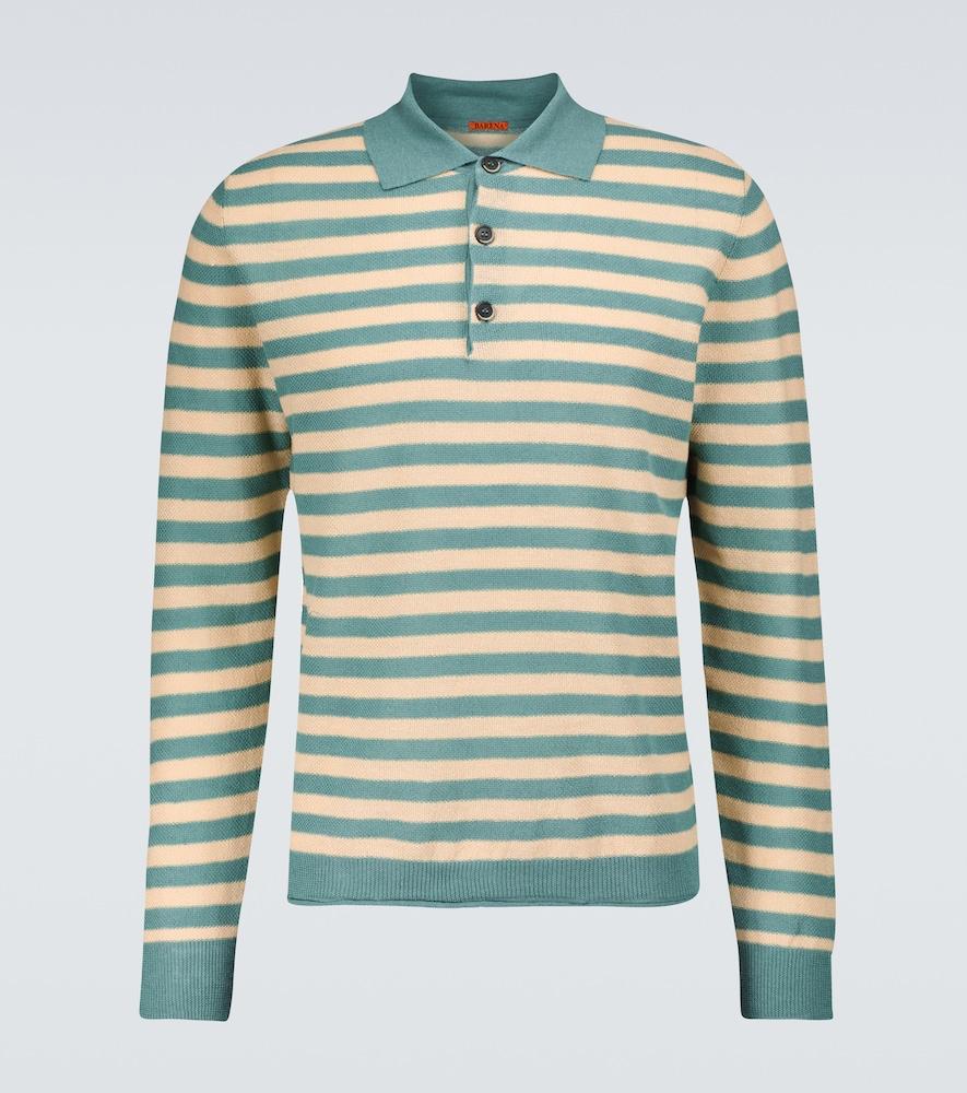 Remador Filino striped polo