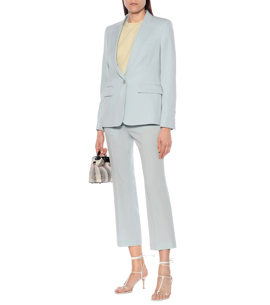 Iris stretch-wool blazer by Stella McCartney