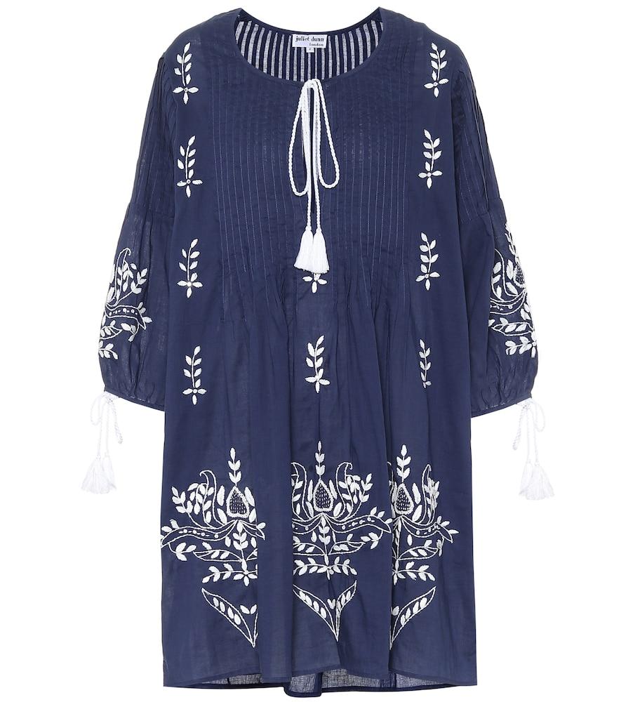 Exclusivité Mytheresa – Robe brodée en coton