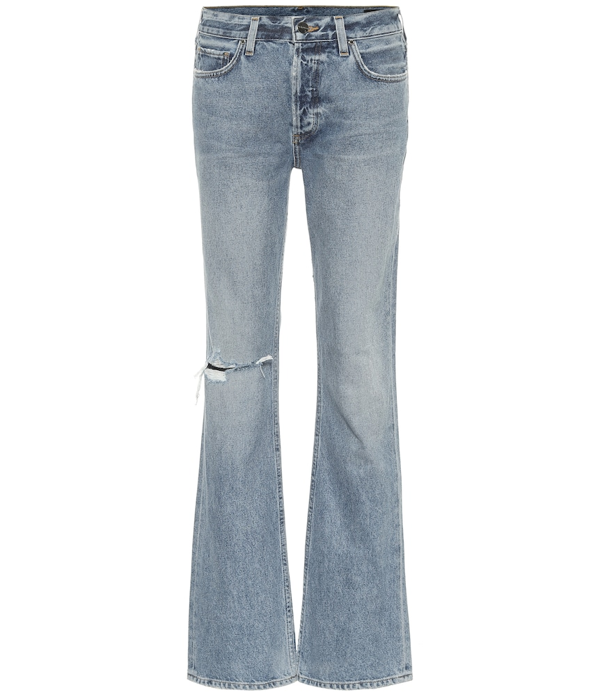 The Nineties Boot high-rise jeans