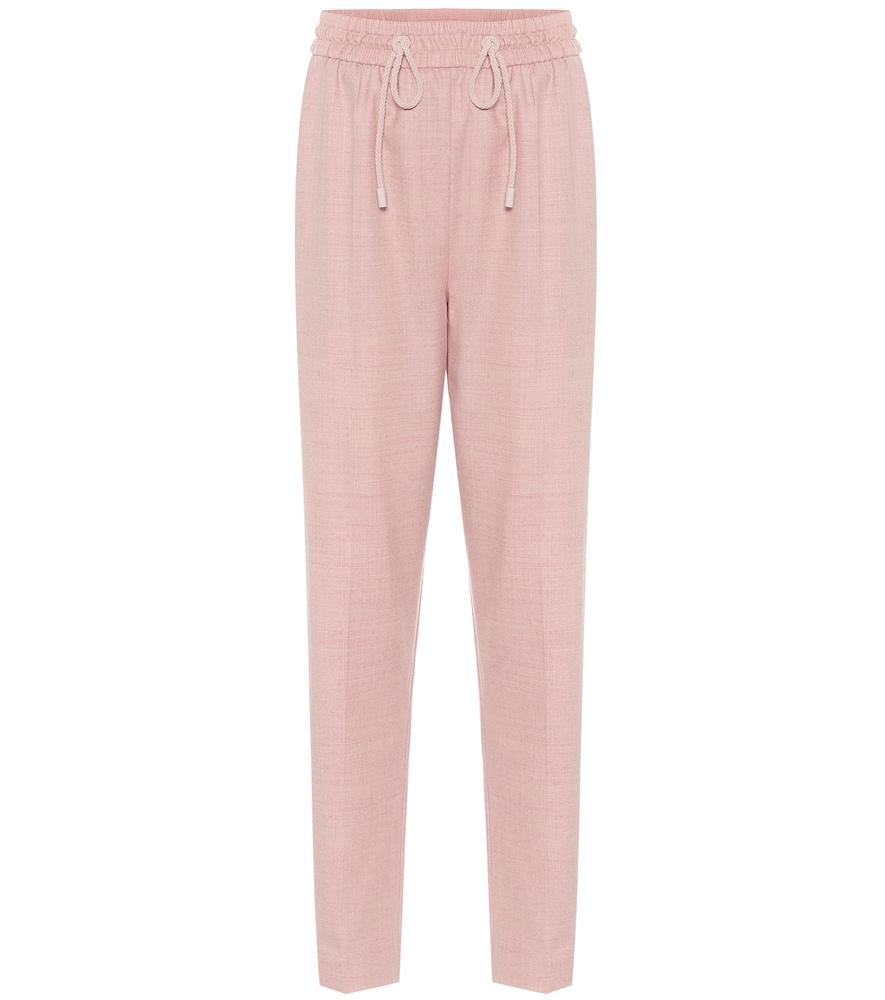 Pantalon Palmira en laine