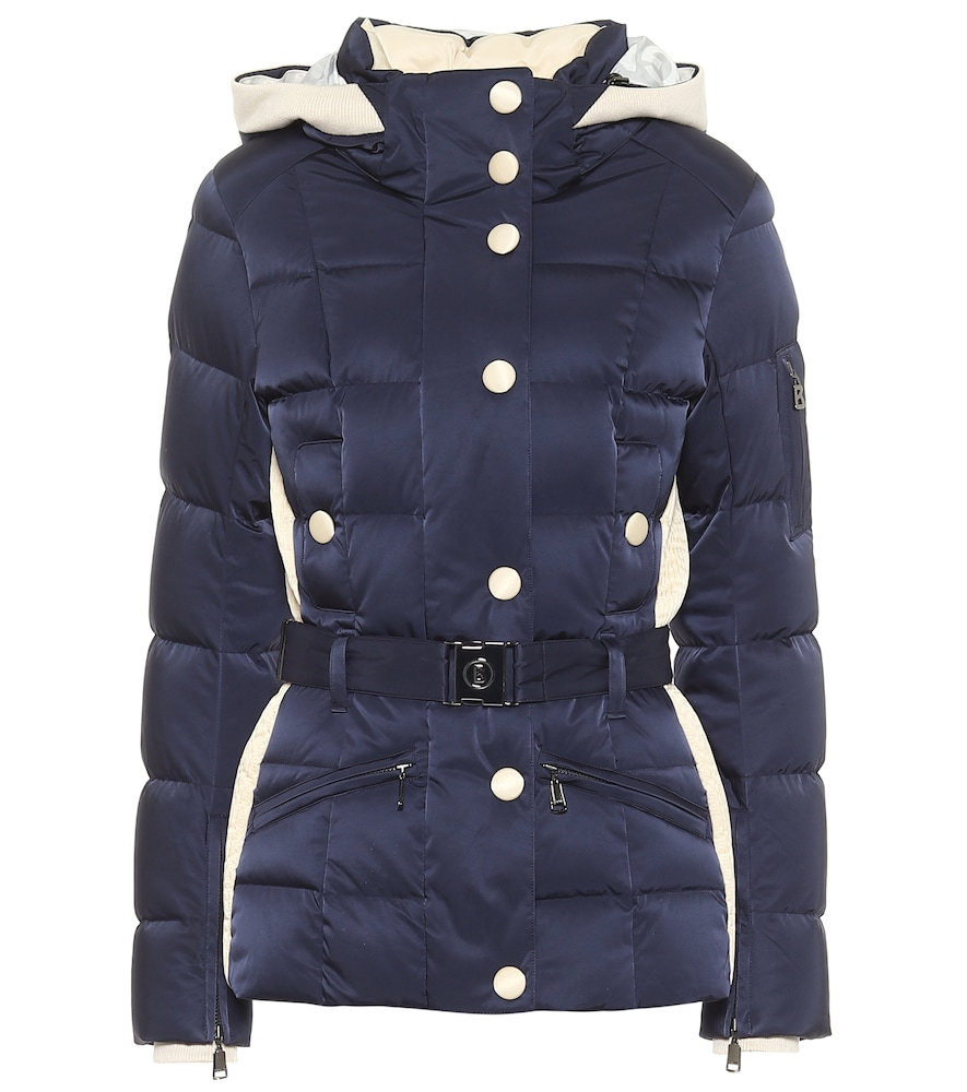 Gisa quilted down jacket
