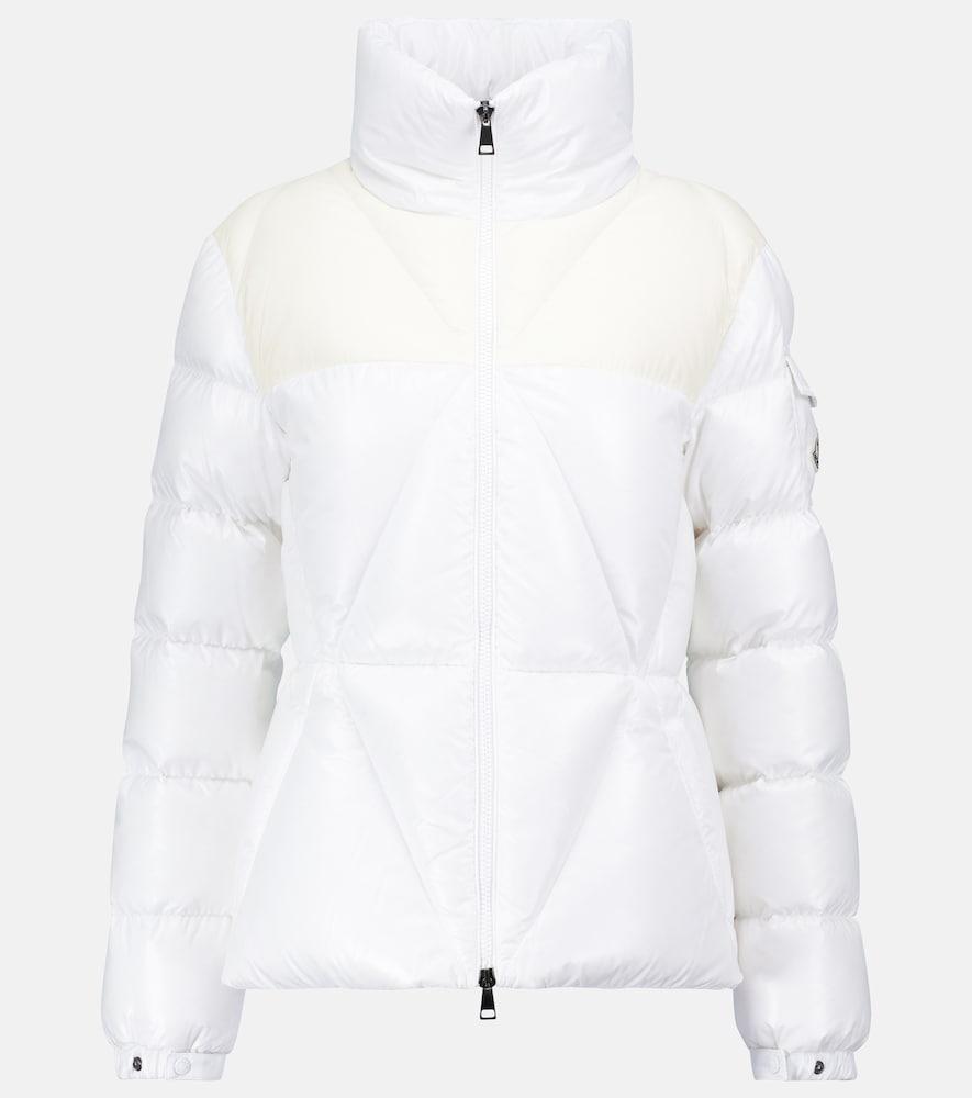 Arabette belted down jacket