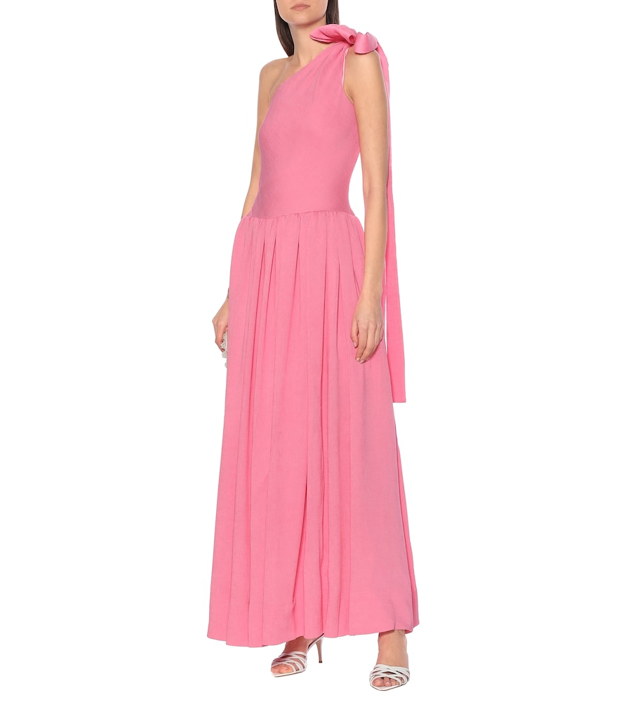 Exclusive to Mytheresa - Sarah crêpe maxi dress by Staud
