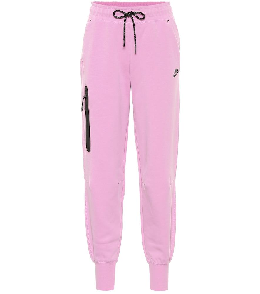 Pantalon de survêtement Classic Tech en coton mélangé - Nike - Modalova