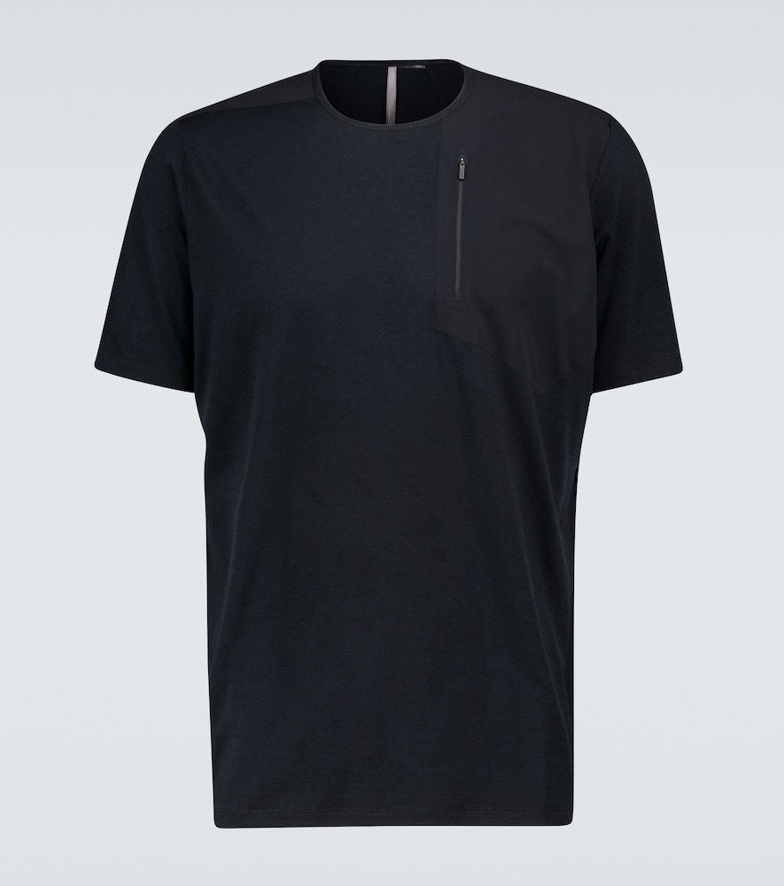 Veilance FRAME POCKET SHORT-SLEEVED T-SHIRT