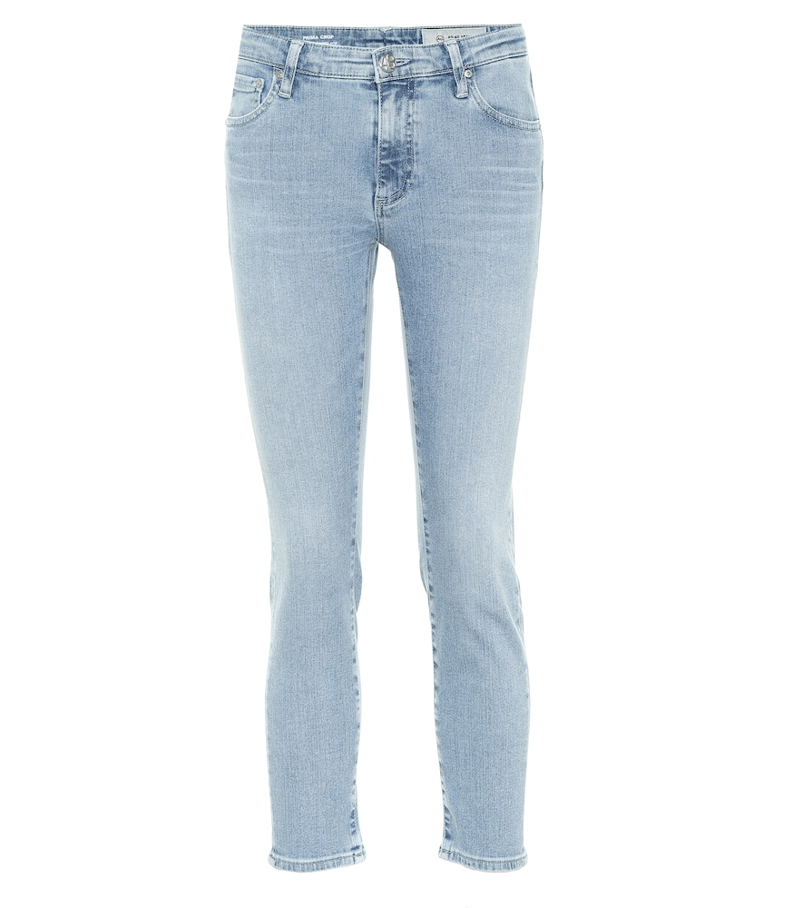 Ag THE PRIMA CROPPED JEANS