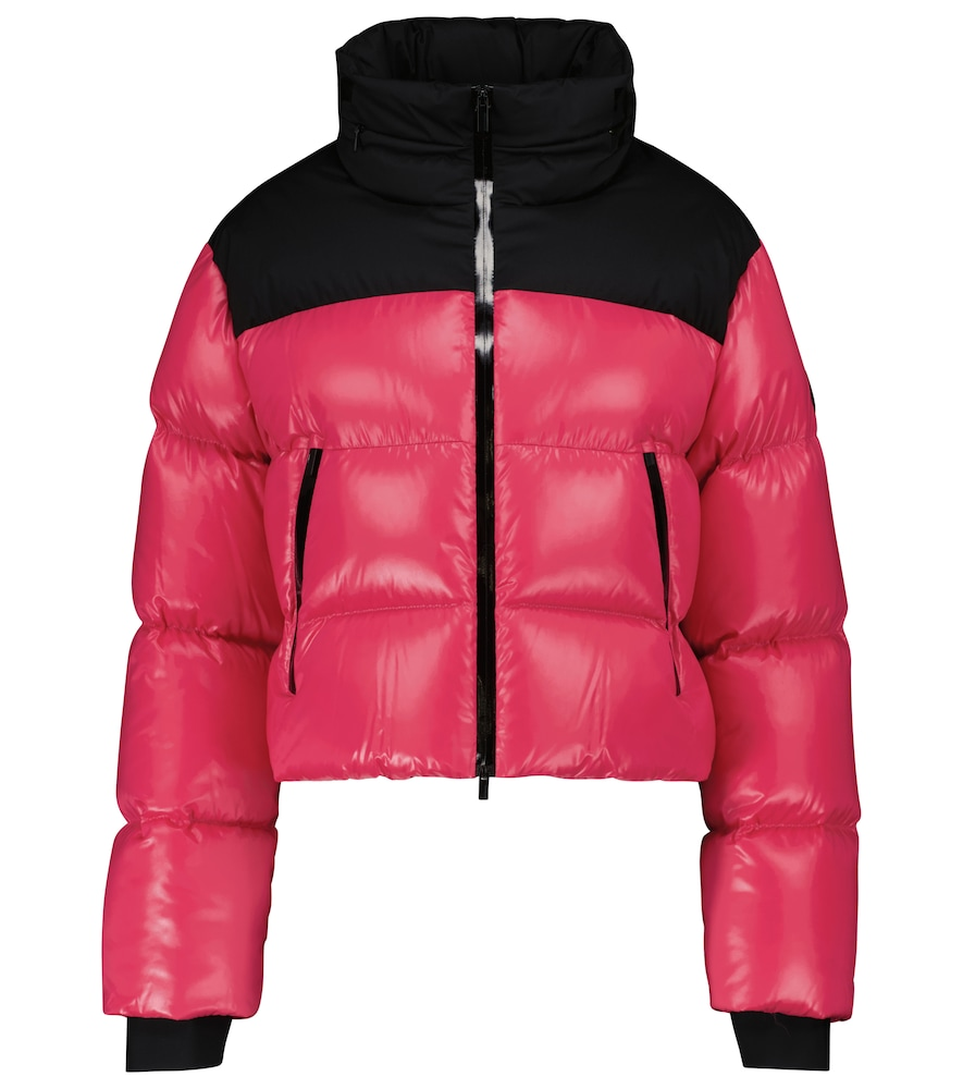 Jasione cropped down jacket