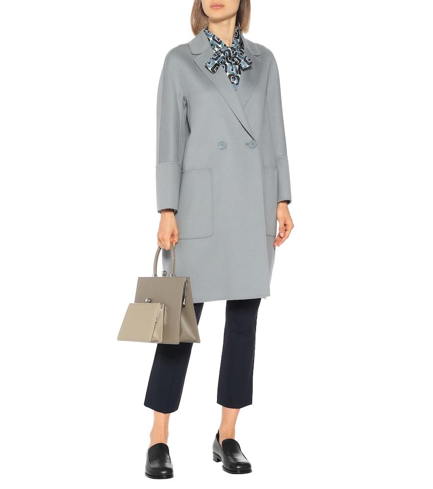 Audrey virgin wool coat by S Max Mara