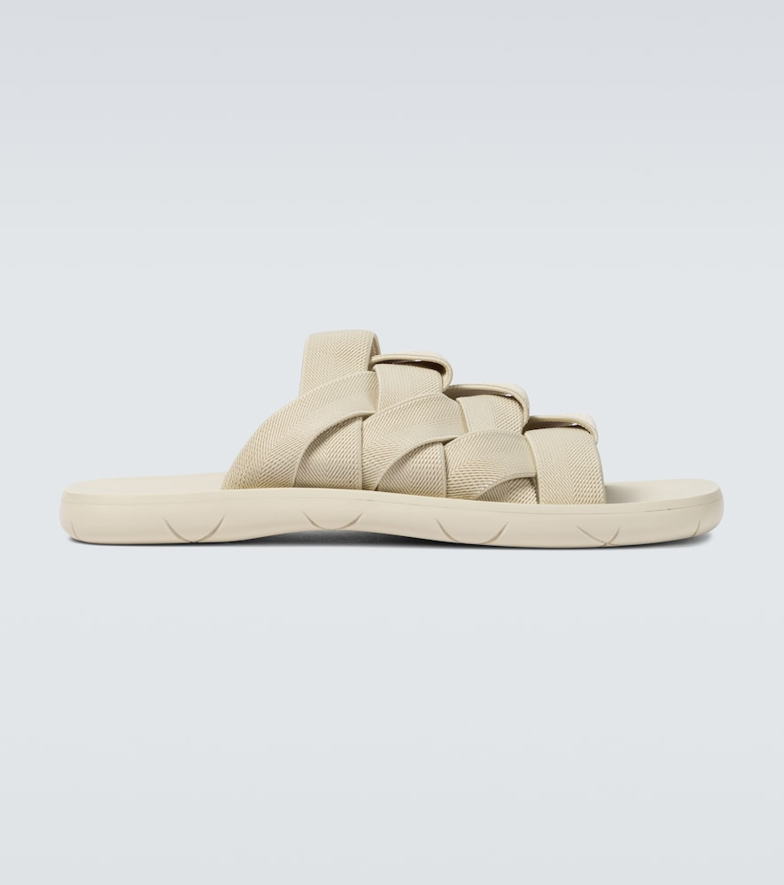 Bottega Veneta ELASTICATED INTRECCIATO SANDALS
